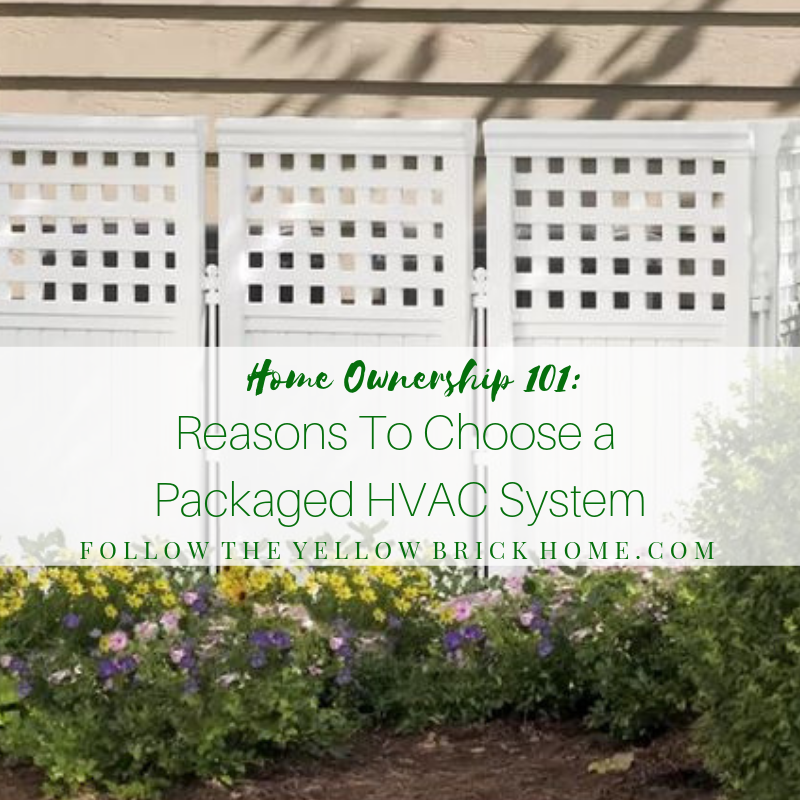 Packaged HVAC System Why to choose a packaged HVAC system