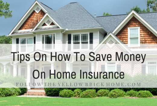 How to Save money on home insurance