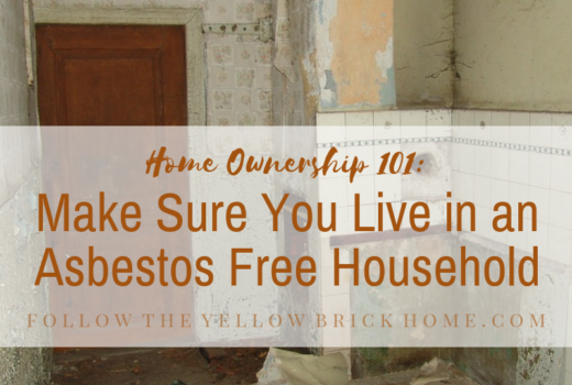 How to safely remove asbestos in your home