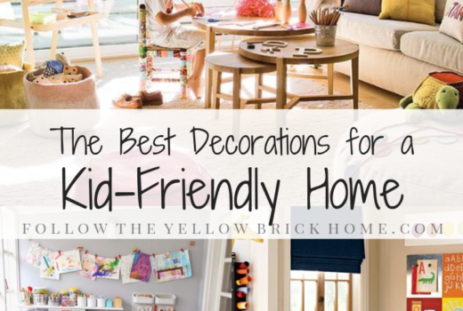 Kid-Friendly Decorating Ideas