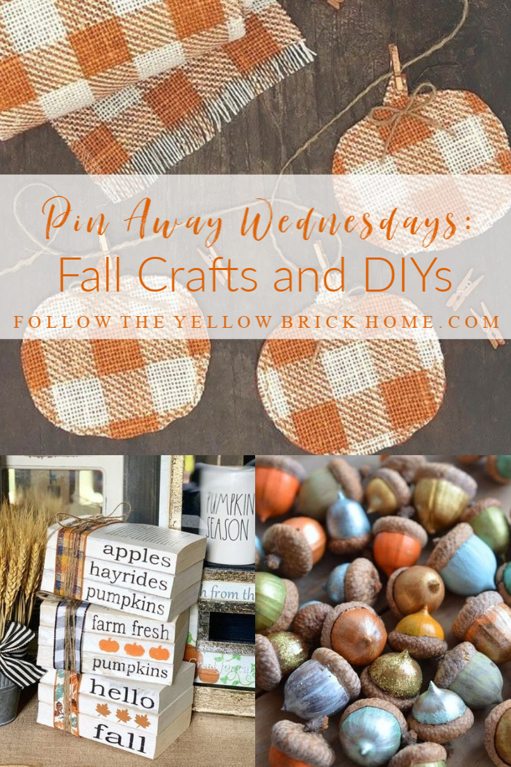 fall crafts fall diys fall ideas to try diy pumpkins
