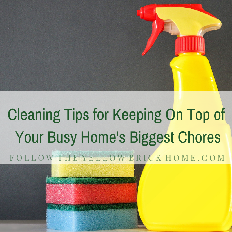 cleaning tips home deep cleaning tips