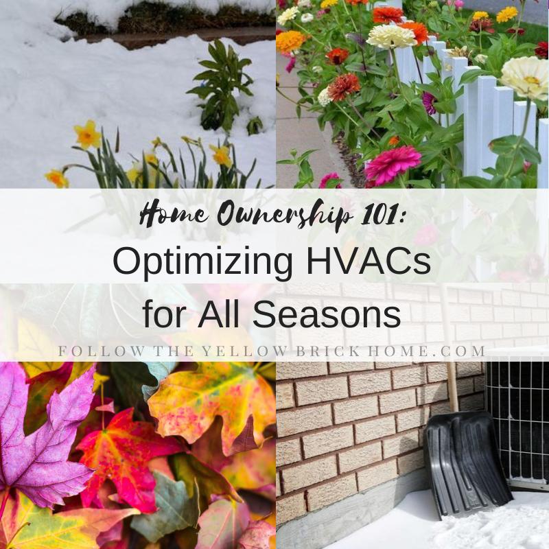 HVAC maintenance year round HVAC care