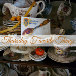Christmas crafts and Christmas decor Beautiful Holiday Inspiration at Thursday Favorite Things