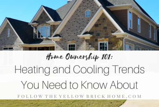 heating and cooling trends for your home hvac smart thermostat