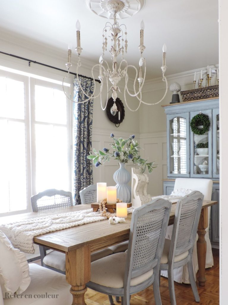 gorgeous french dining room diy cutting board riser