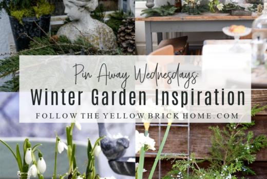 Winter Garden Inspiration