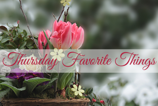 winter decorating ideas Valentine's Day flowers in the snow