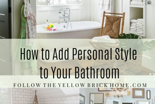 Bathroom decor add personality to your bathroom beautiful bathrooms