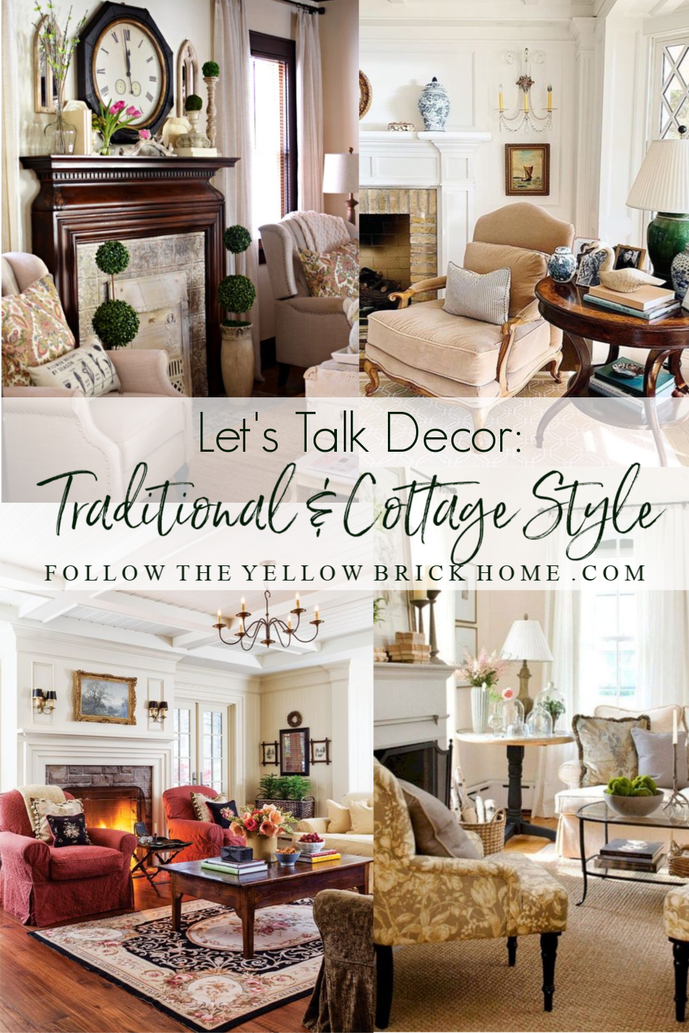 Traditional cottage style decor cottage decorating ideas southern style decor