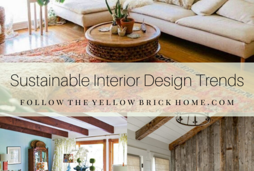 Sustainable Interior Design Trends