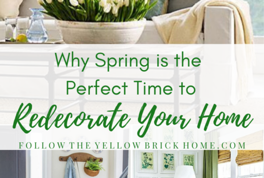 Spring Redecorating Ideas Spring Home Decor Refresh