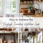 English Country Cottage Kitchens English Kitchen Style