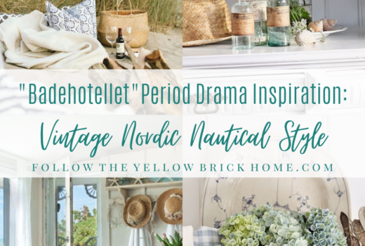 vintage nordic interiors vintage beach cottage coastal style interiors Badehotellet