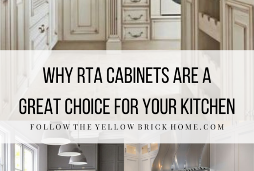 Reasons why RTA cabinets are a good choice for your kitchen RTA cabinets