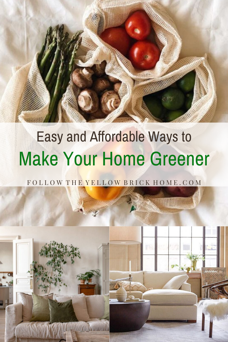 go green sustainable home organic home decor