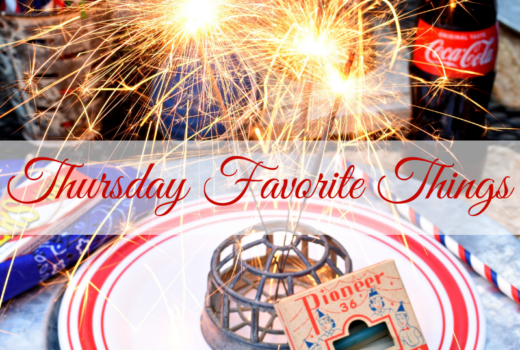 Patriotic decor and Fourth of July ideas by top bloggers