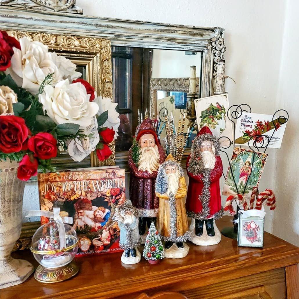 German Santas German Belsnickels Collection Belsnickel Santas