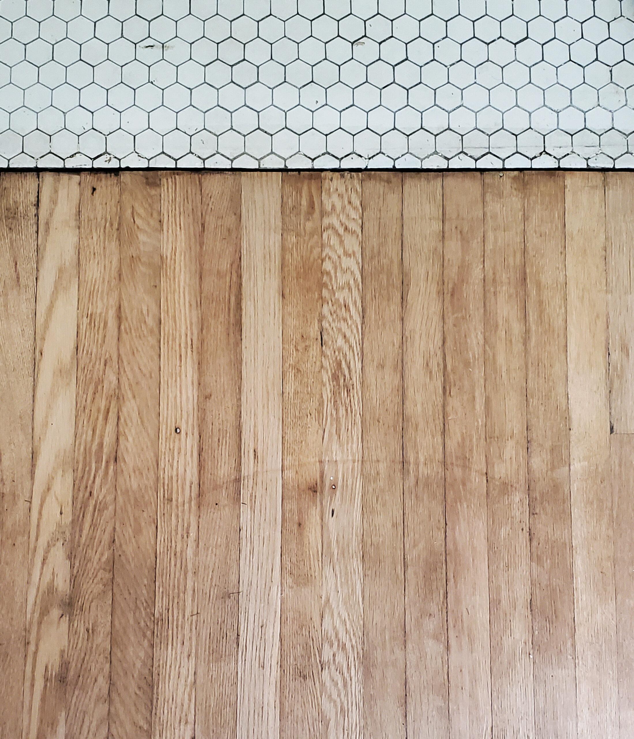 original hardwood floor bare hardwood floor hand sanding a hardwood floor