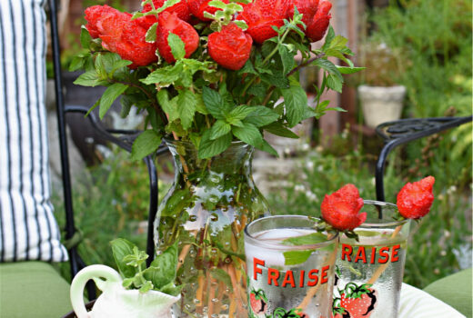 strawberry roses victorian picnic summer picnic ideas strawberries